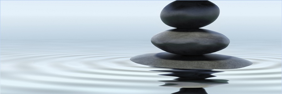 Mindfulness Therapy - Zen stones