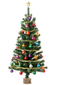 Christmas Crisis - tree