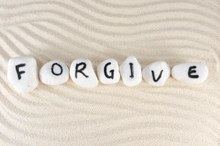 Mindful forgiveness