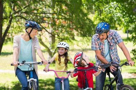 encouraging healthy lifestyles in children